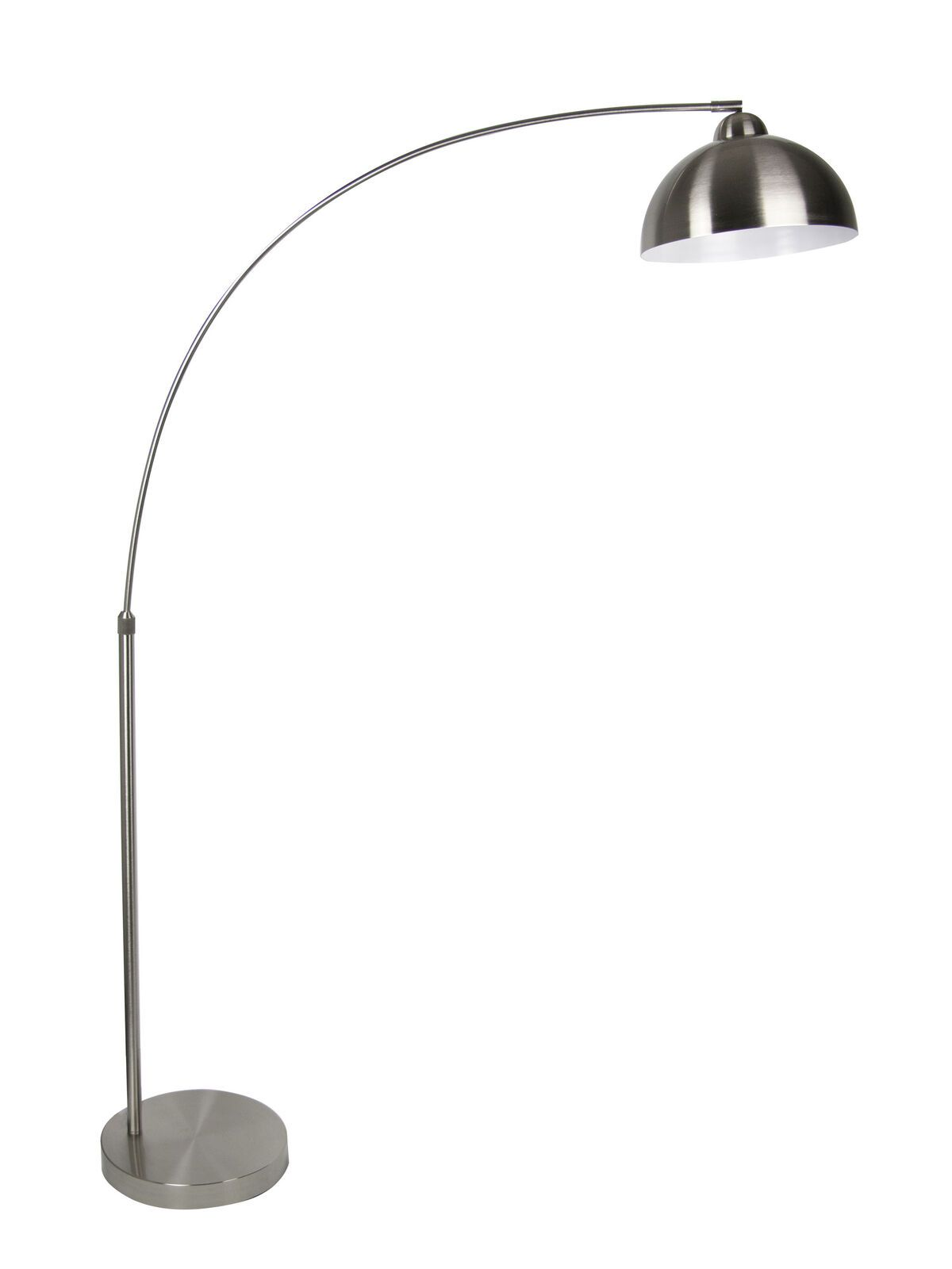 Details About Grandview Gallery 68 5 Brushed Nickel Modern Arc