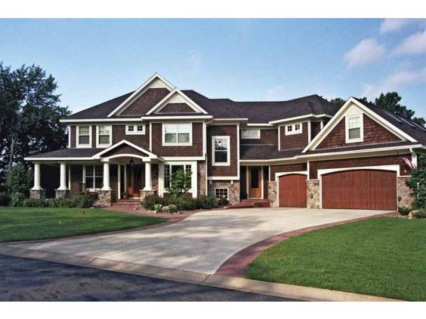 Eplans european house plan five bedroom european 4171 for Eplan house plans
