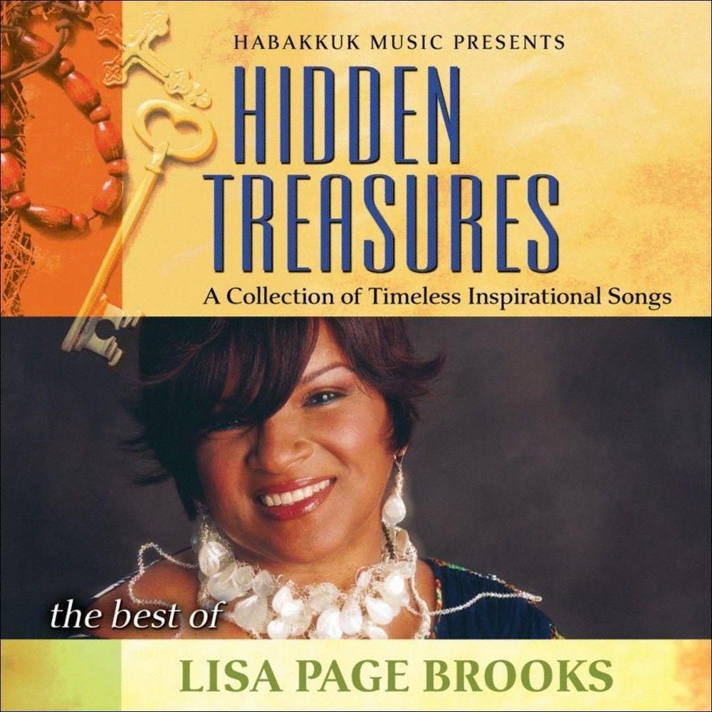 Lisa Page Brooks - Hidden Treasures: The Best of Lisa Page Brooks (CD)
