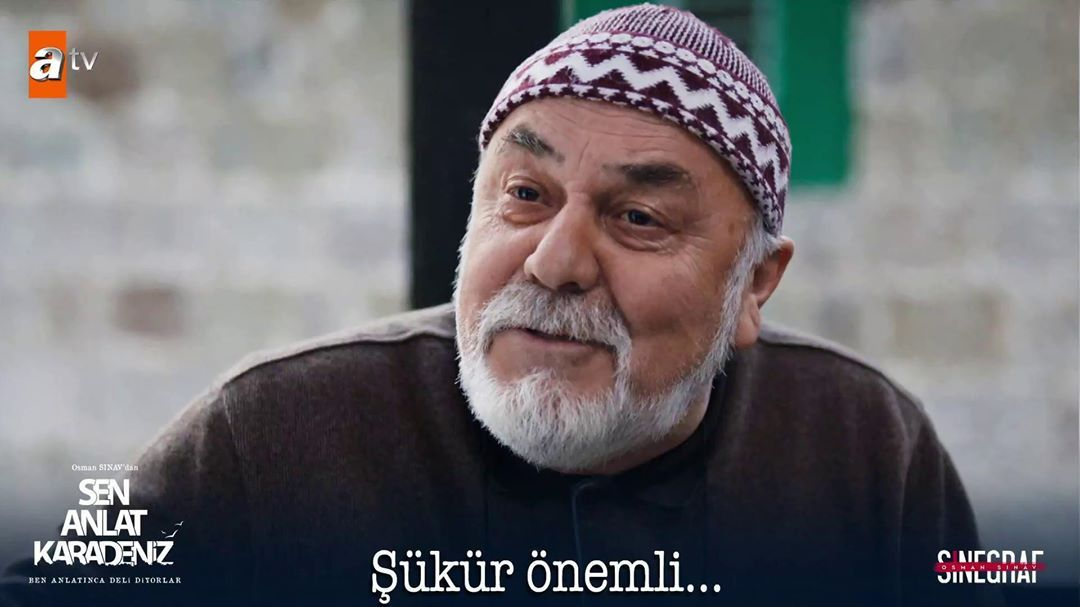 Osman Hoca Dan Sukur Hikayesi Oyasiyeoy Sinegrafofficial Atvturkiye Senanlatkaradeniz Winter Hats Beanie Hats