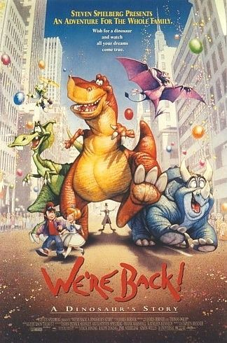 Download We're Back! A Dinosaur's Story Full-Movie Free