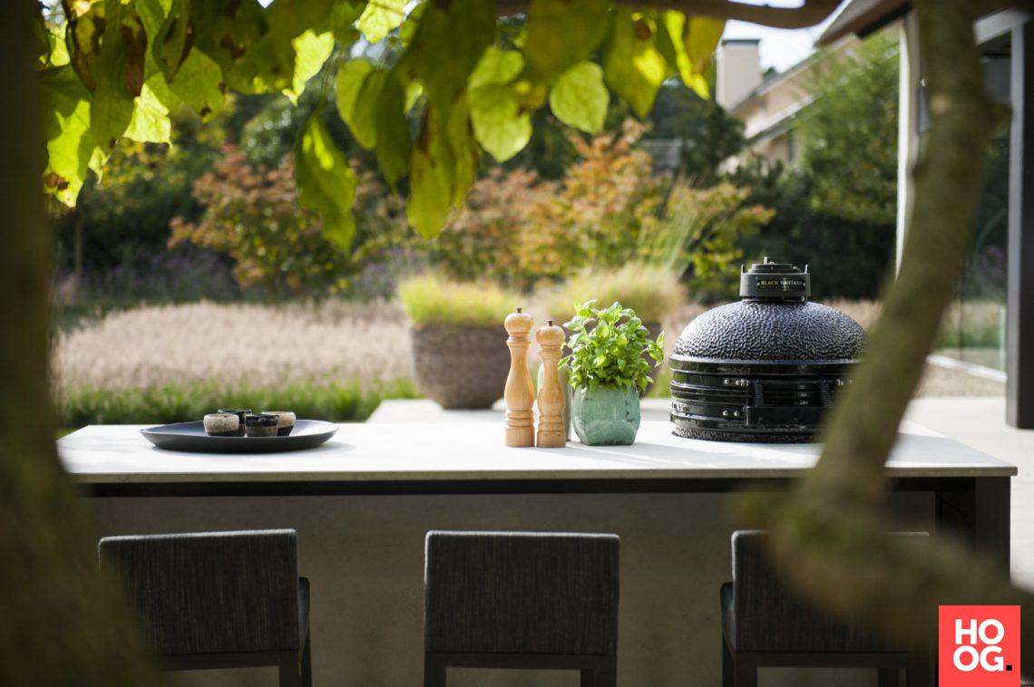 Groenseizoen tuinen ontwerpstudio minimalistische tuin met
