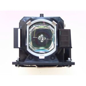 Buy Teq Projector Lamp Projector Lamp With Guaranteed Replacement Bulbs For Original Compatible Original Bare Lamp Compat Projector Lamp Hitachi Projector