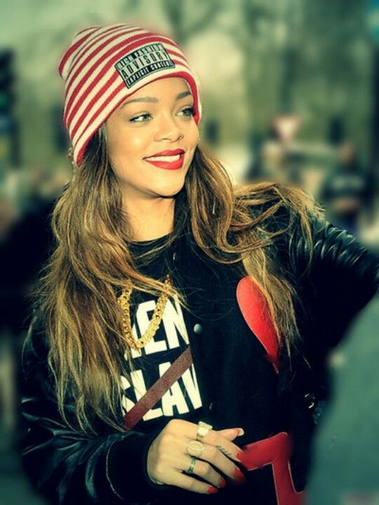 i love her swag ...