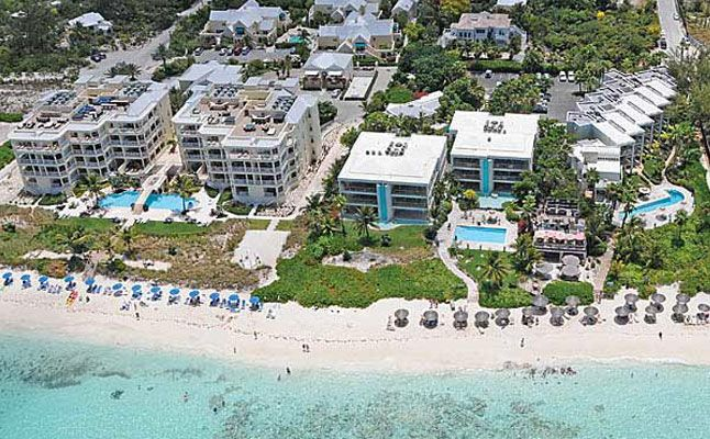 Amazing Coral Gardens, Turks And Caicos