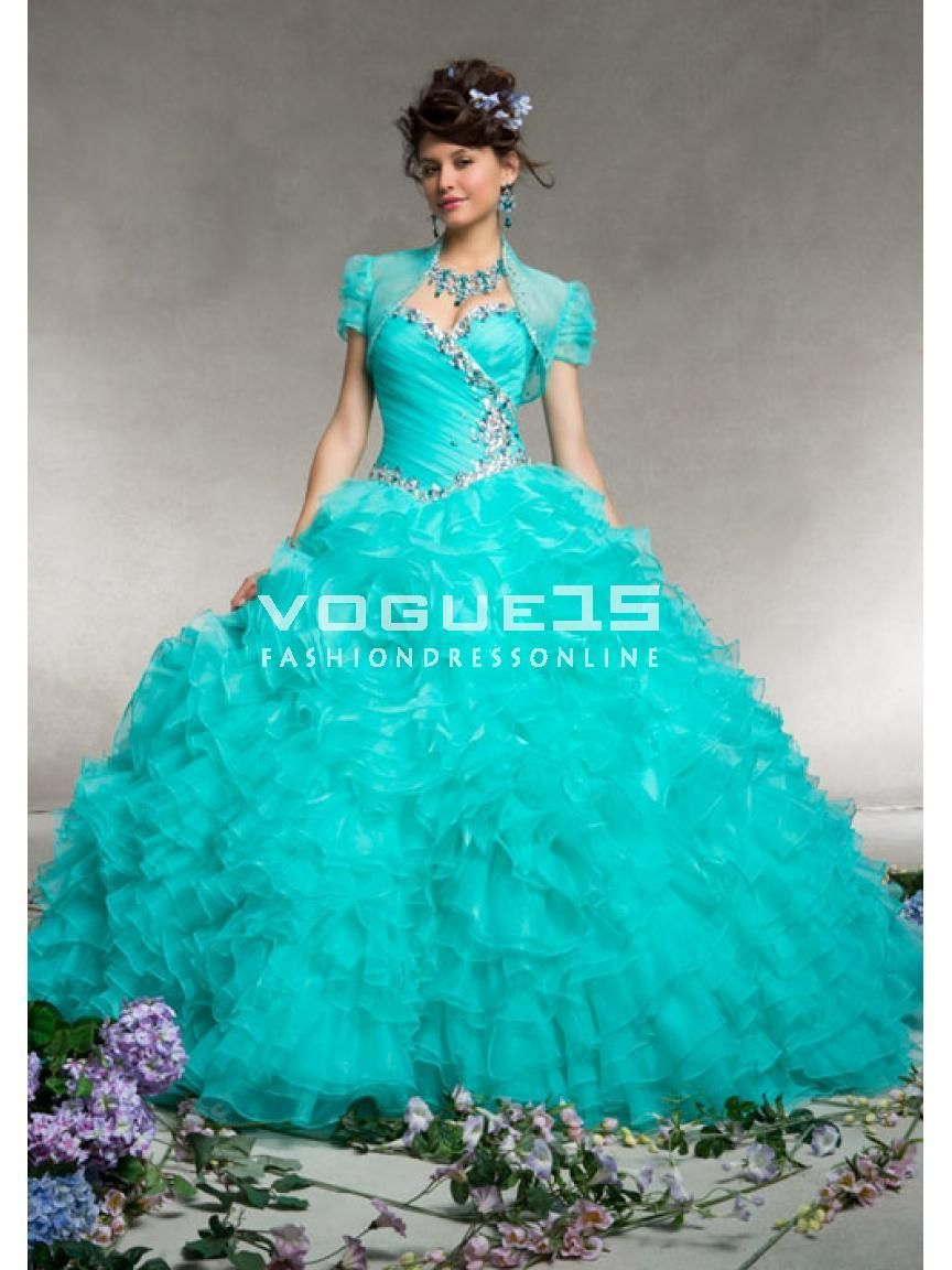 puffy quinceanera dresses 2014   Home Quinceanera Dresses ...