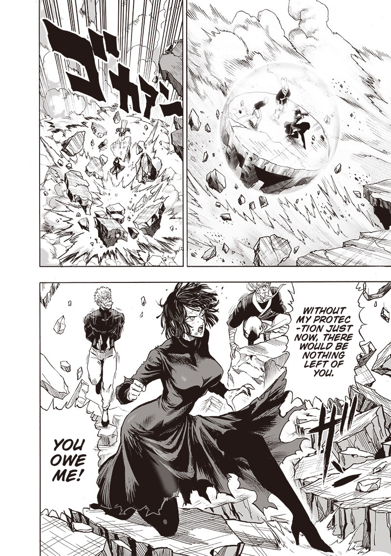 One Punch Man Chapter 123 Real Form One Punch Man Manga Online One Punch Man Manga One Punch Man One Punch Man Anime