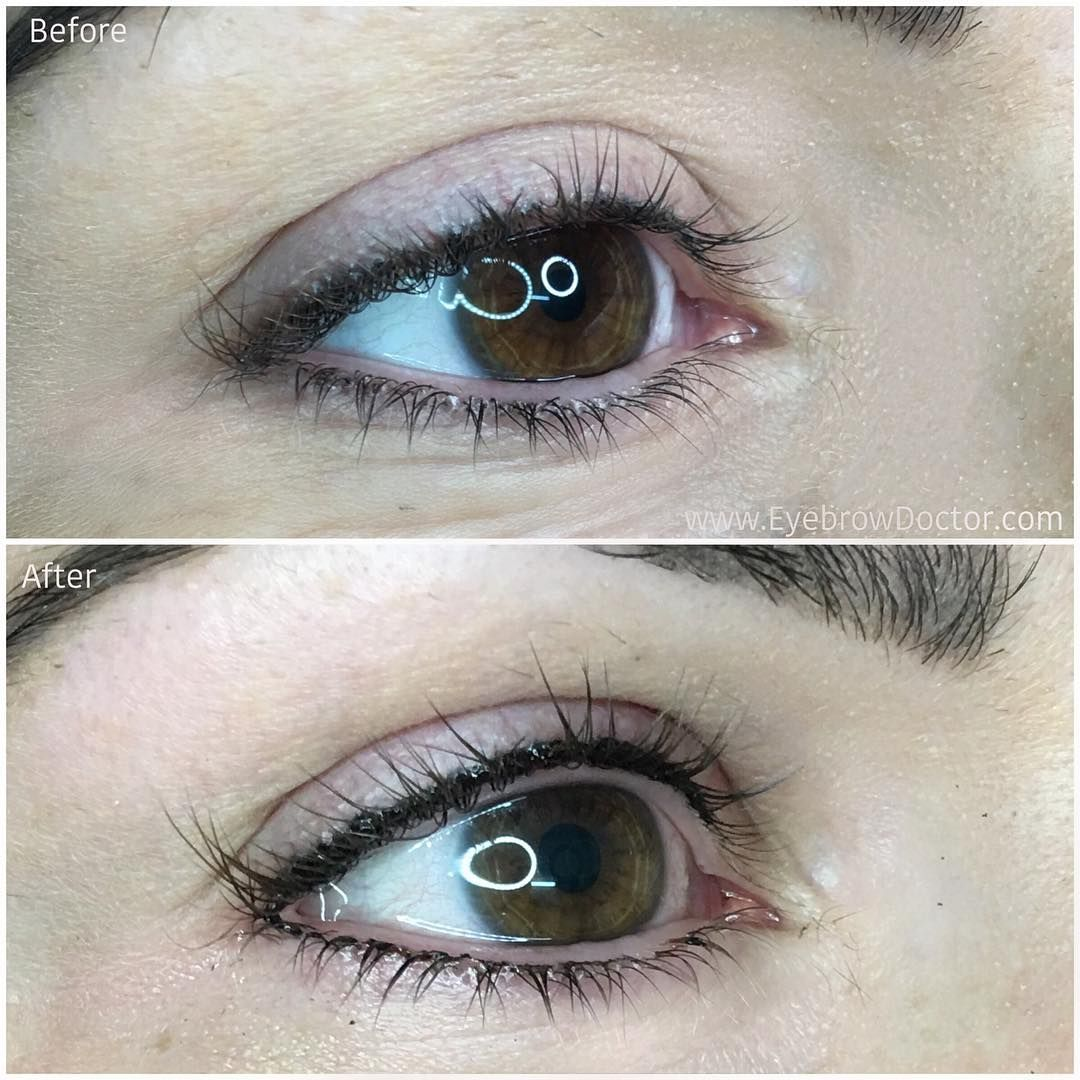Lash Enhancement Tattoos Are Officially a Thing