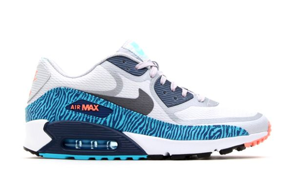 Nike Air Max 90 CMFT PRM Tape GrayGamma Blue | Nike air max