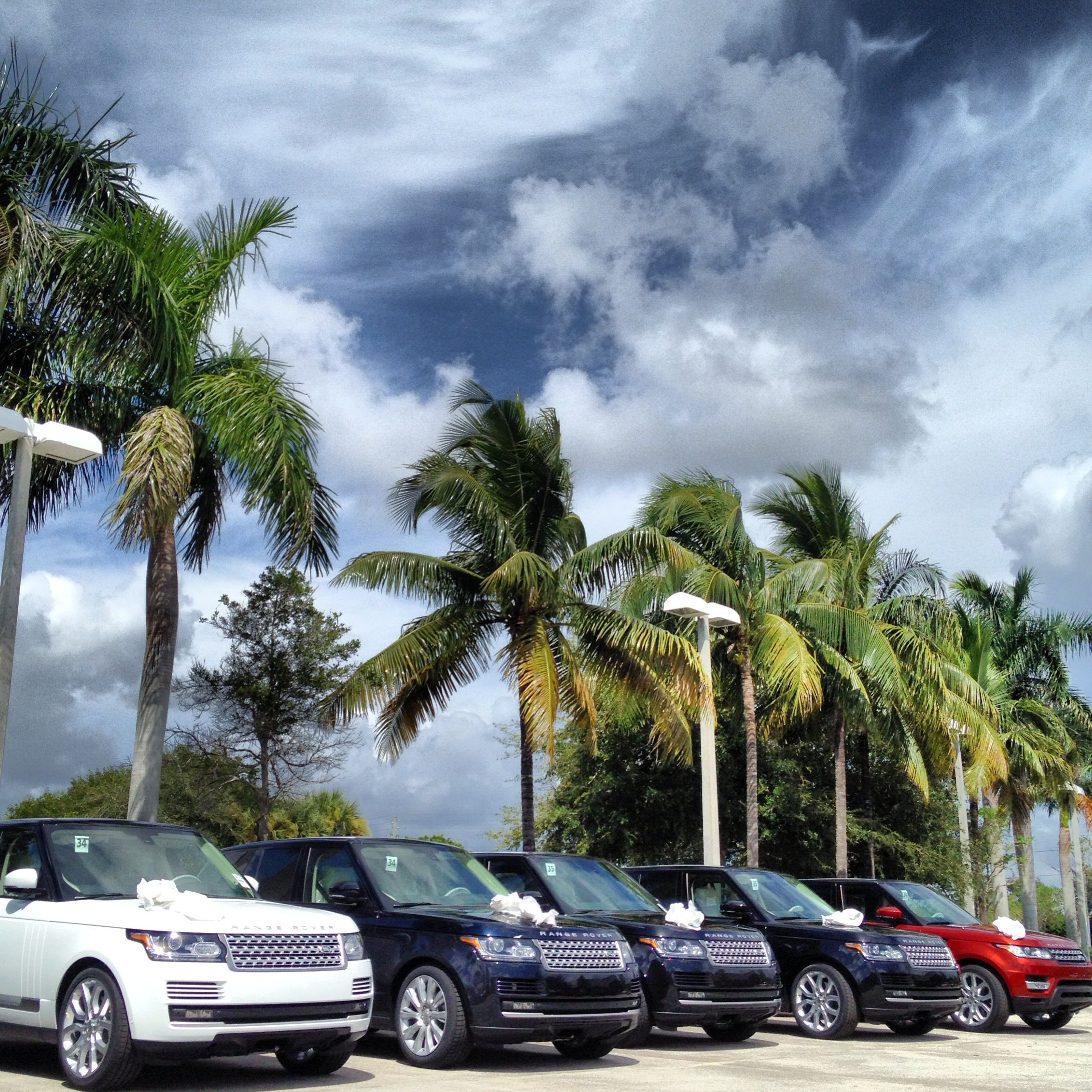 Land Rover SUVs for Sale in West Palm Beach