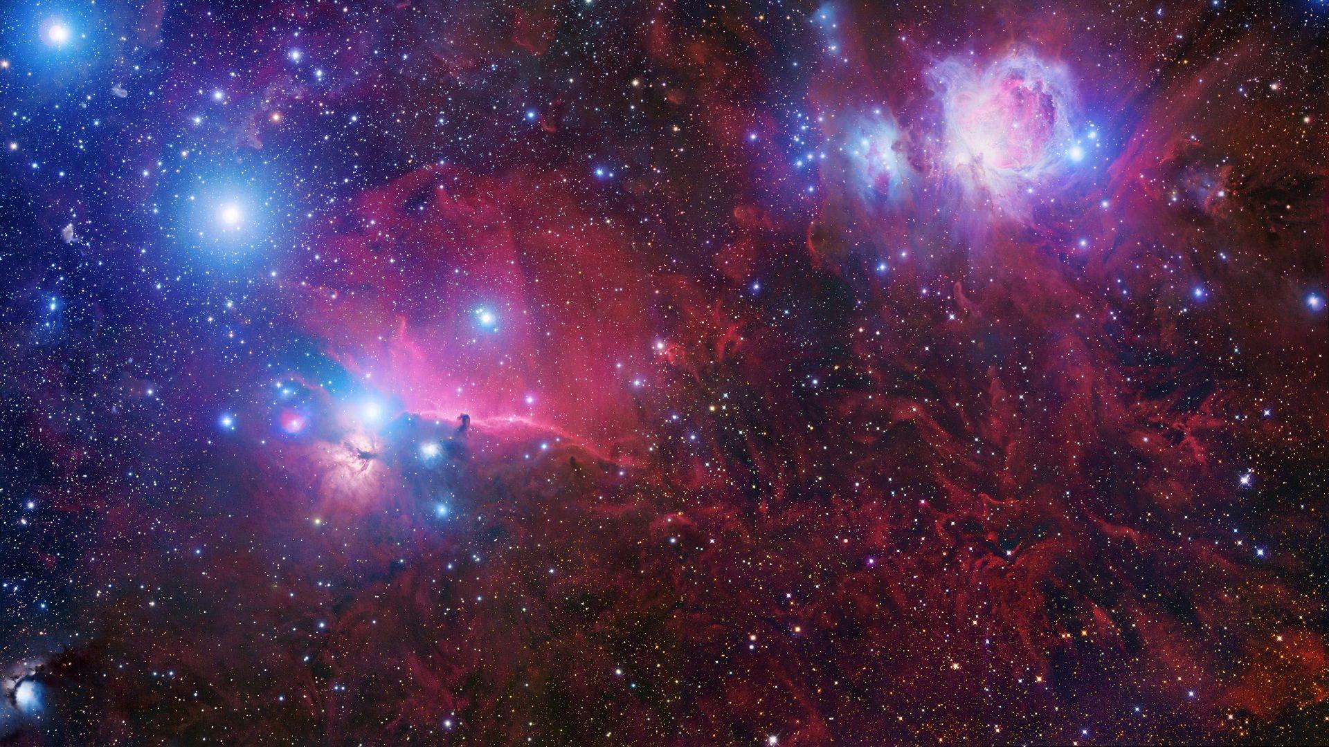 Orion 1920x1080 Hd Galaxy Wallpaper Galaxy Wallpaper Nebula