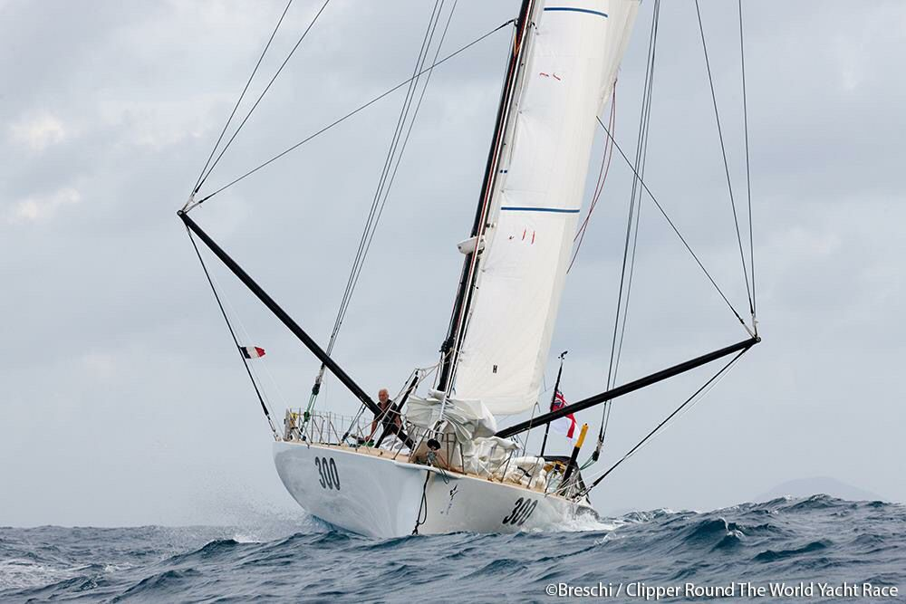 Clipper Race Around The World