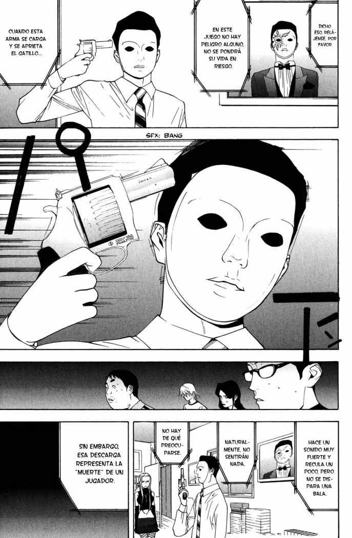 Liar Game 61 página 3 - Leer Manga en Español gratis en NineManga.com