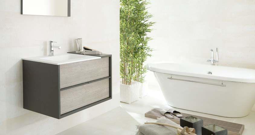 Muebles Bano Porcelanosa.Banos Porcelanosa Muebles De Bano Bano Modern Bathroom
