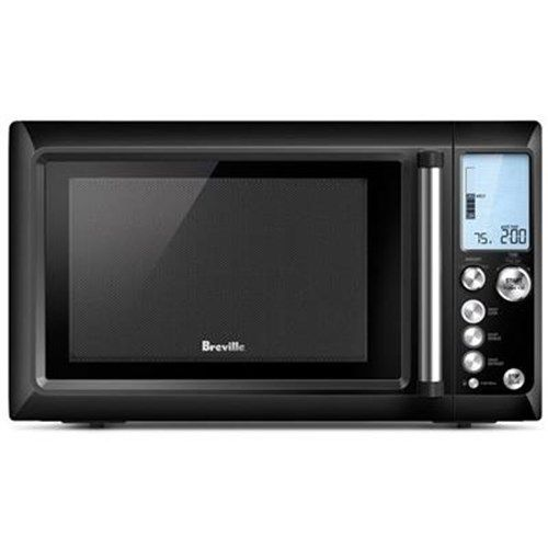 Breville The Quick Touch Compact Microwave Black Sesame