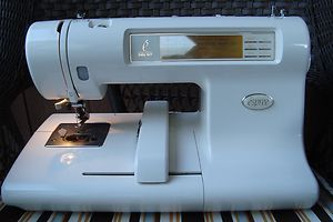 Babylock Espree Embroidery Machine Baby Lock Model Em1 Ebay
