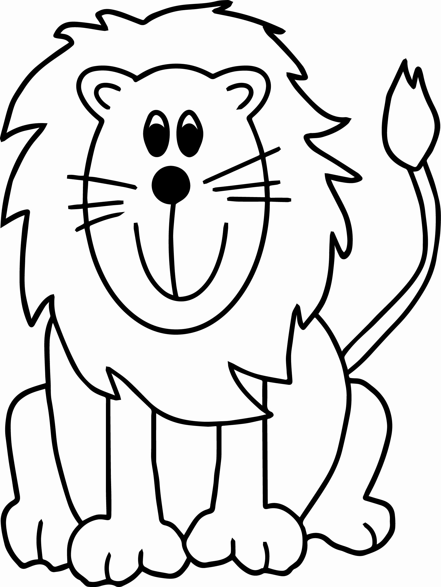 Coloring Pages Of Zoo Animals Awesome Lion Zoo Coloring Page Lion Coloring Pages Zoo Animal Coloring Pages Zoo Coloring Pages
