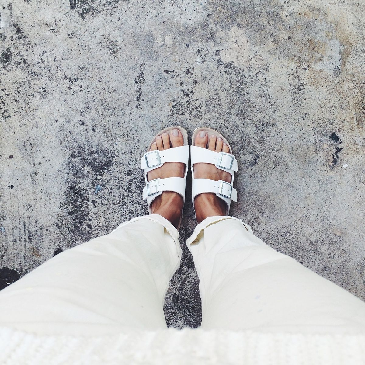View From the Topp's 10 favorite flats for spring. Vogue.com