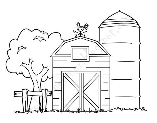 picture relating to Barn Printable identify barn coloring web pages toward print Barn Coloring Internet pages