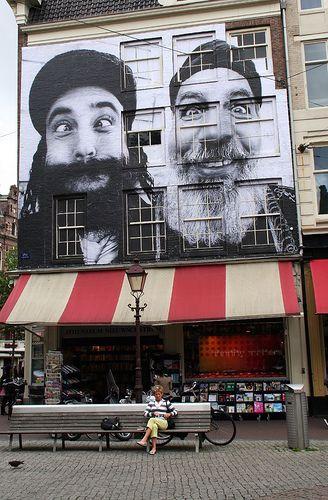 JR Amsterdam