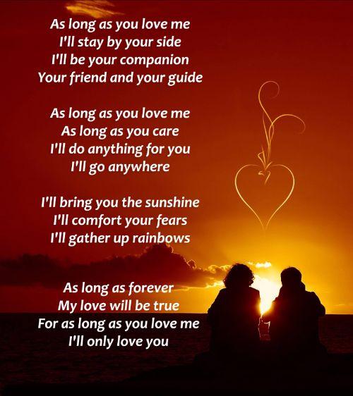 Famous Short Love Poems 7