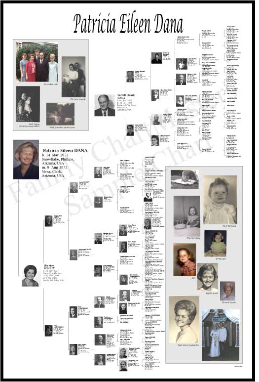 Family ChartMasters:Genealogy Chart Embellishments
