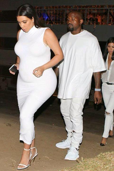 Kim Kanye n Kourtney