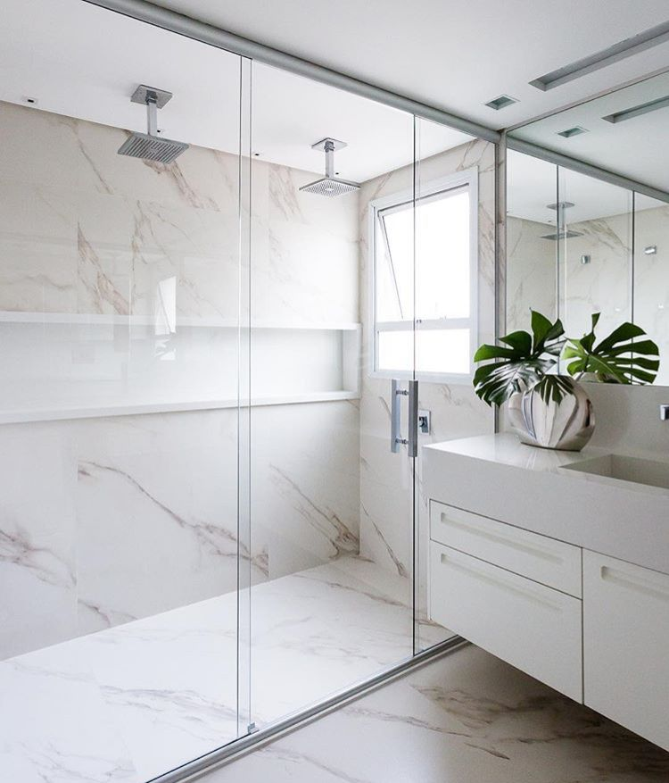 60 Elegant Small Master Bathroom Remodel Ideas 15 En 2019: Pin De PQ Ve En Baños En 2019