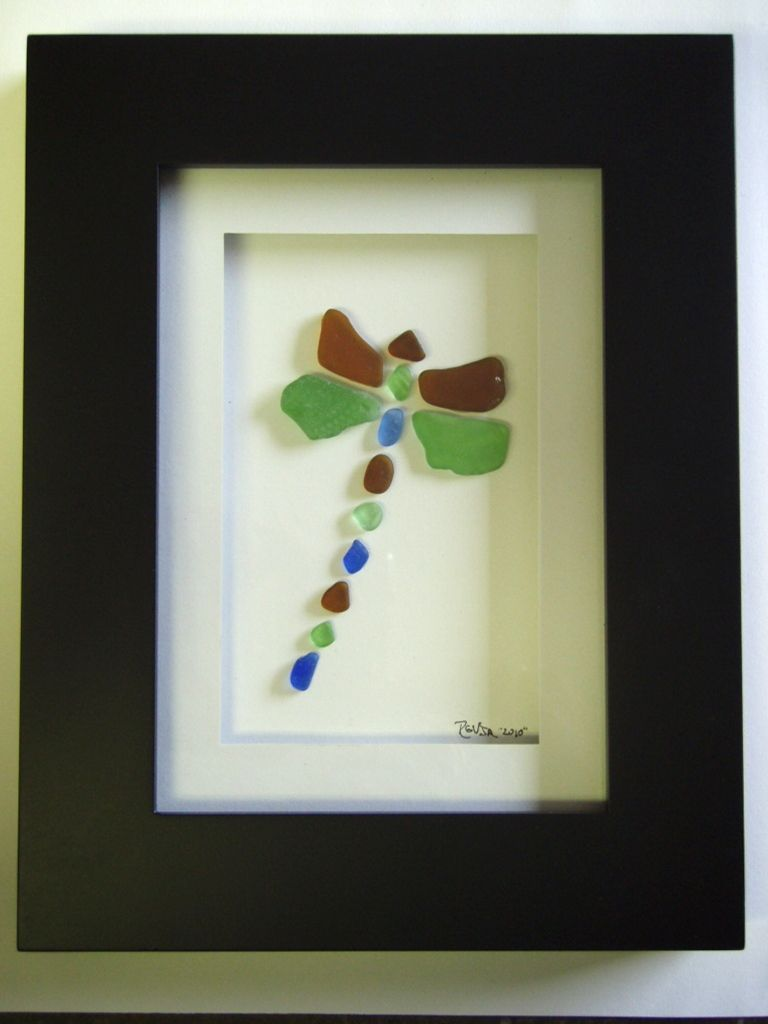 Love Beach Glass For Animals Designs Finally Something Awesome To Do With My Beach Glass Sea Glass Crafts Beach Glass Crafts Beach Glass Art