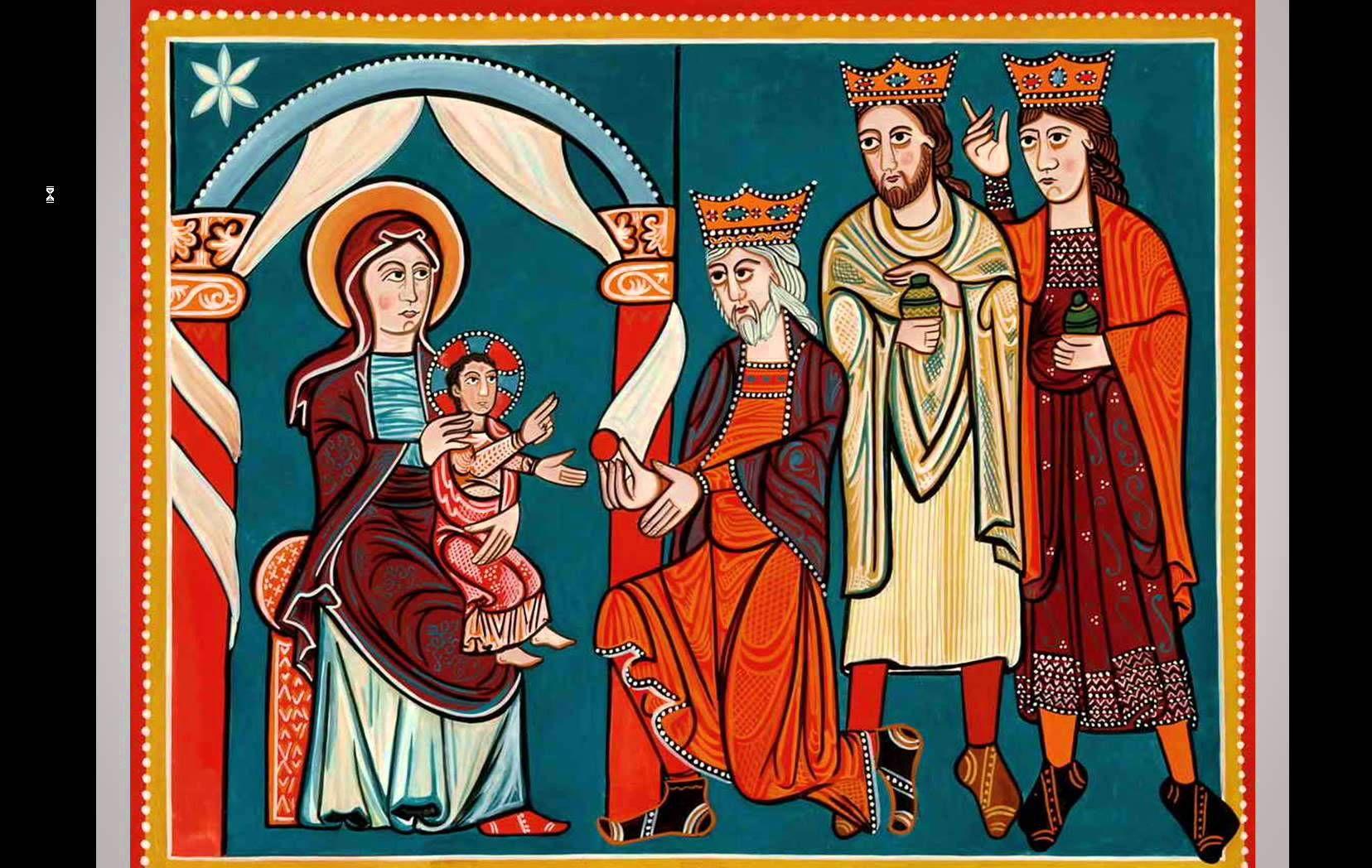 Características principales de la pintura románica