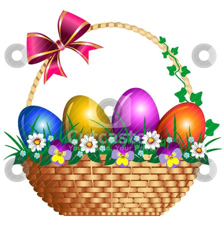 baskets for easter - Google Search | valentines day hearts and ...