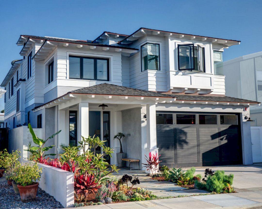 25 amazing coastal farmhouse exterior ideas for
