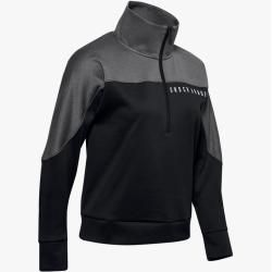 Photo of Damen Ua Recover Strickshirt mit ½ Zip Under ArmourUnder Armor