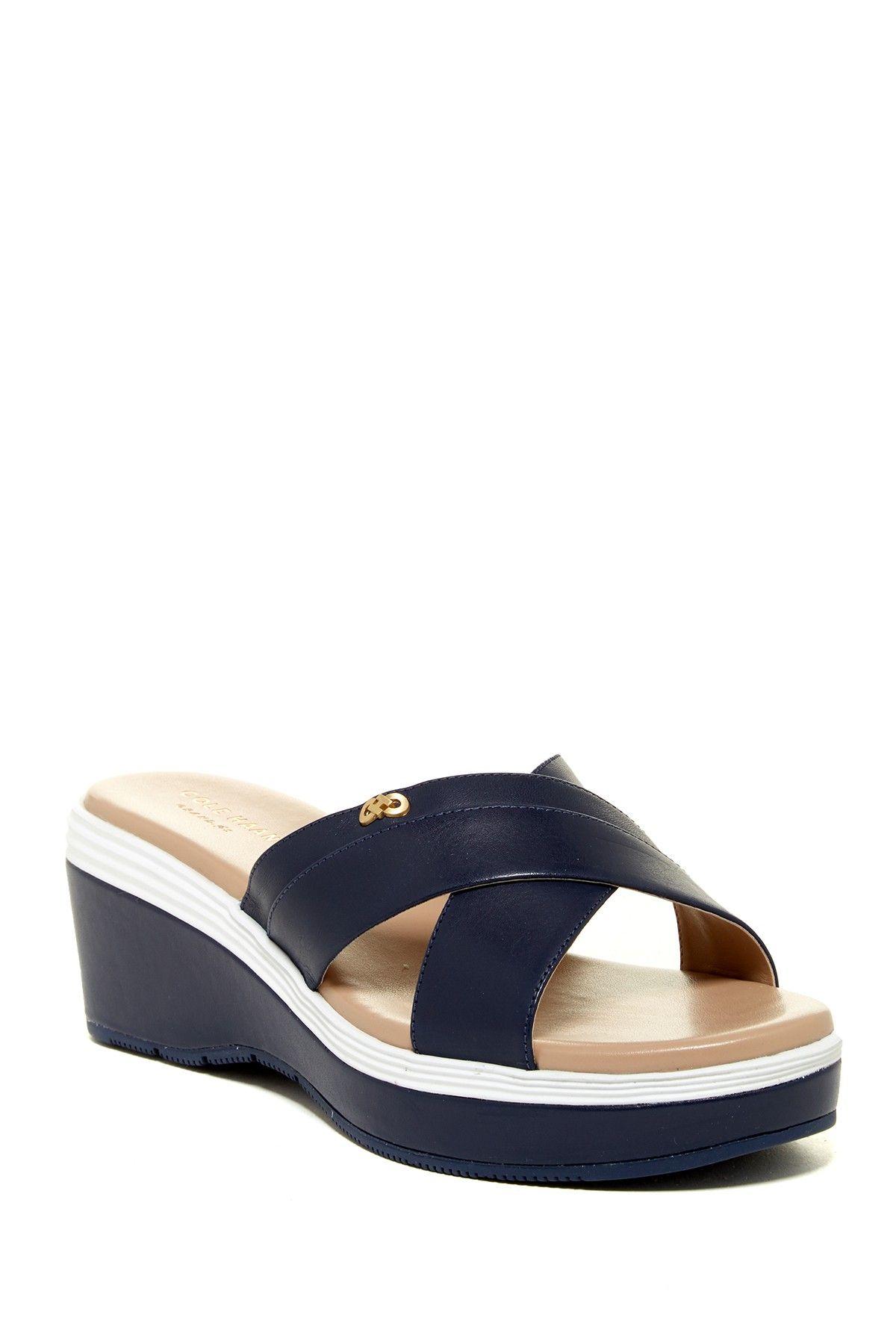51046568e75 Briella Grand II Wedge Sandal Designer Shoes