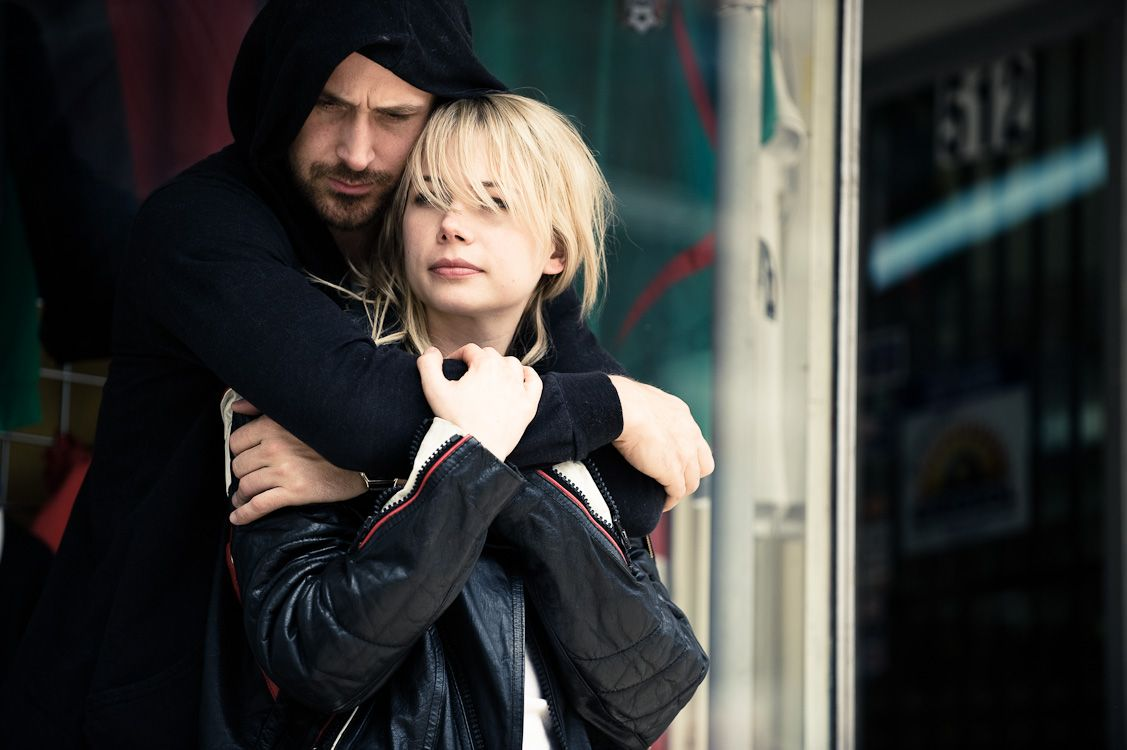 Perfekt Ryan Gosling Michelle Williams From The Film Blue Valentine. A Good Film  About The Beginning And Ending Of A Relationship. Love And The Like