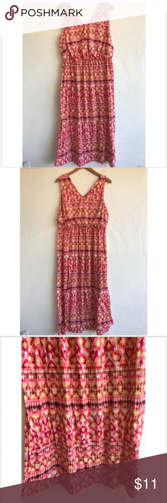 Nwt Torrid Super Soft Hem Maxi Dress Size 2x Maxi Dress Dresses Torrid [ 1740 x 580 Pixel ]