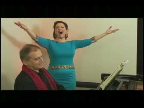"Cristina Fontanelli: "" On The Beat"" (Valentine Leone, host; Dennis Buck,..."