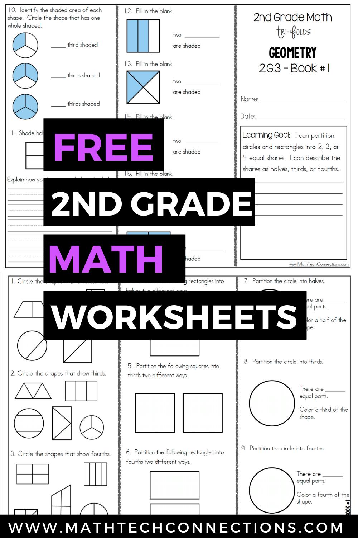 Predownload: 2nd Grade Math Trifolds 5 Free Booklets Guided Math 2nd Grade Math Math Assessment [ 1500 x 1000 Pixel ]