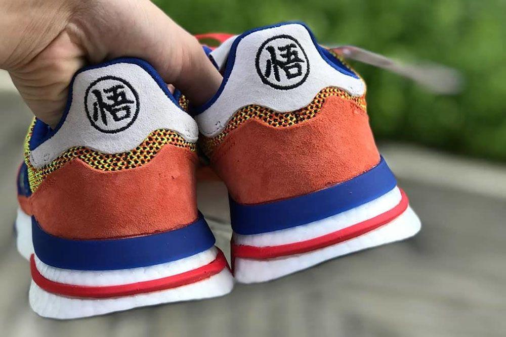 dragon ball adidas zapatillas