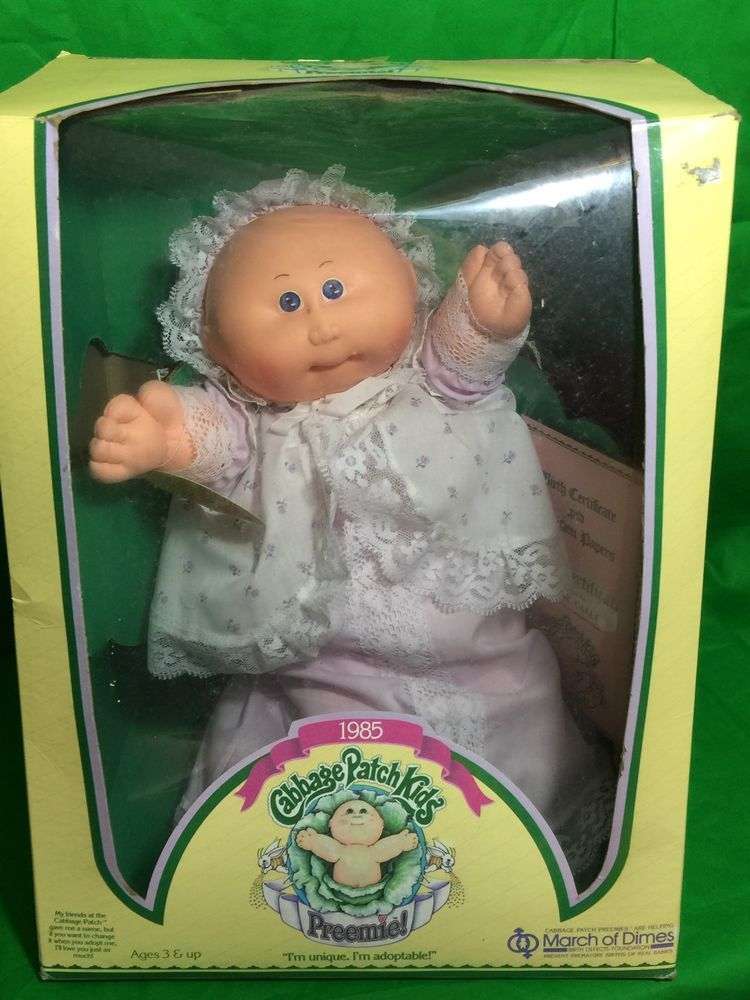 Pin On Cabbage Patch Kids