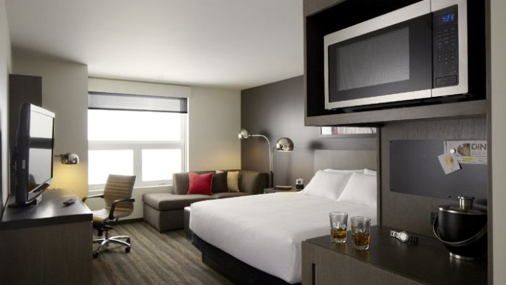 Spacious Jersey City Hotel Suites Near Nyc Hyatt House Jersey
