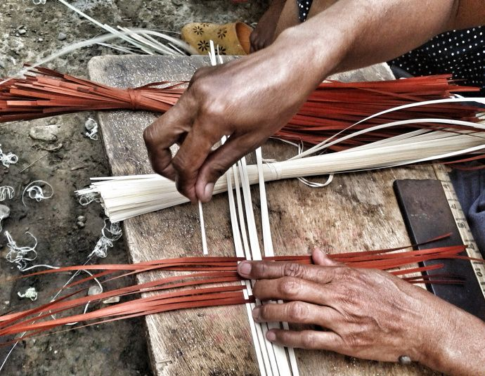 Abra The Philippines The Tingguians Bamboos And The Art Of