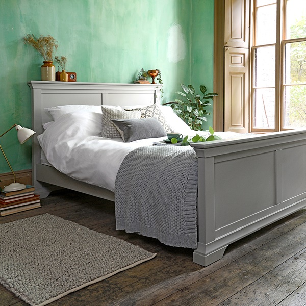 10+ Grey painted wooden bedroom furniture formasi cpns