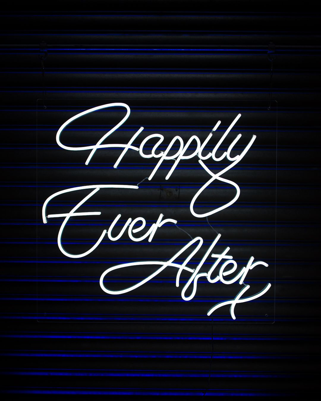 Happily Ever After Neon Sign Hire (With images) Neon
