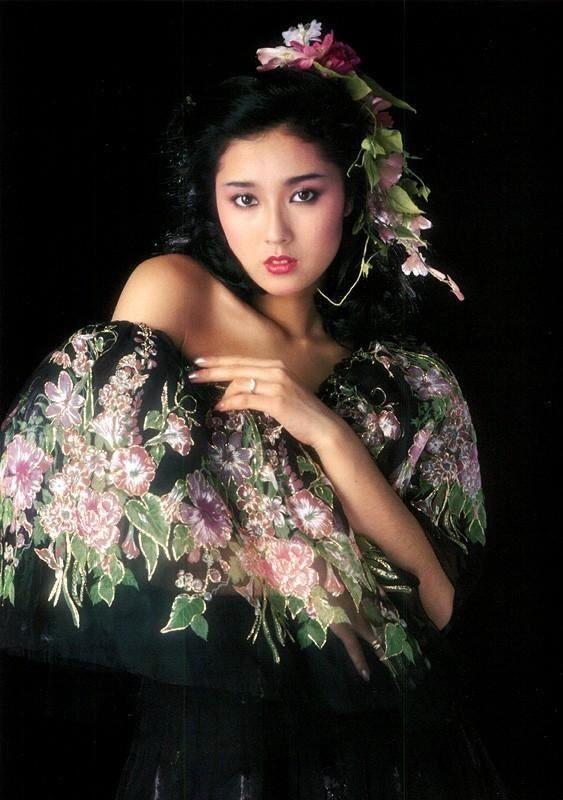 Yūko Asano Asano Yuko 1960 Japanese Actress Japanese Actress