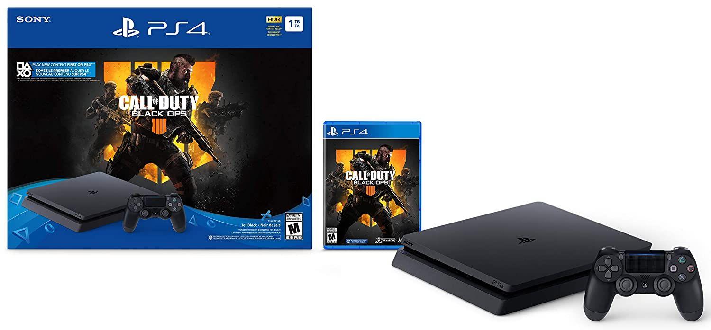 Playstation 4 Slim 1tb Console Call Of Duty Black Ops 4 Bundle Discontinued Black Ops 4 Black Ops Call Of Duty Black