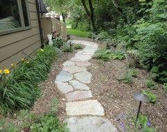 flagstone path #flagstonepathway flagstone path #flagstonepathway
