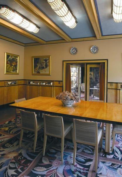 Bruxelles Art Deco Art Deco Art Deco De Cuisine Interieur Art Deco