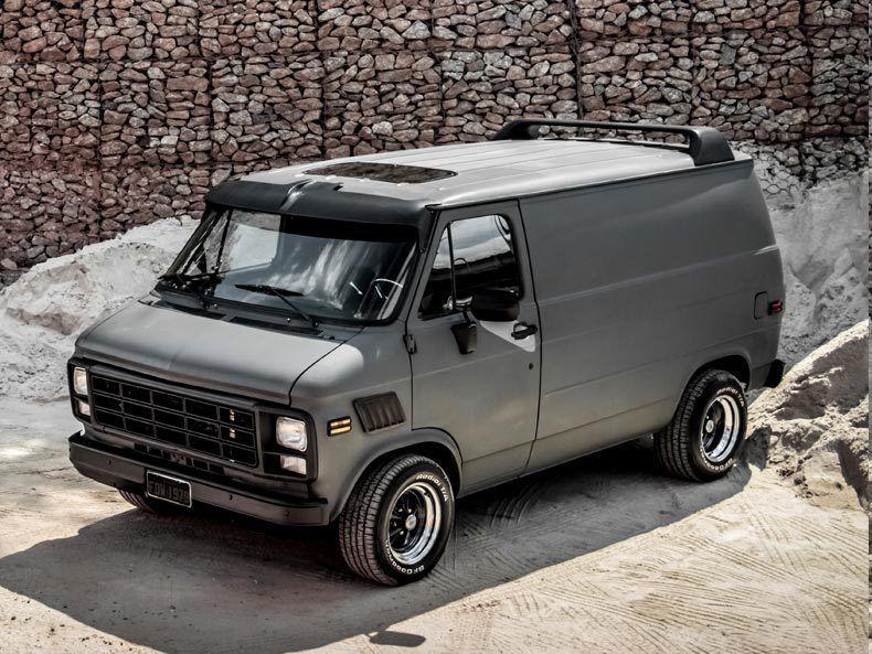 G 20 Esquadrao Classe A Highway Dream Camioneta Van Tuning Coche Furgonetas Personalizados