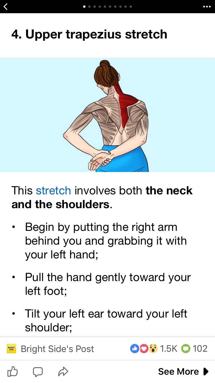Photo of #yogastretches – Schulterübungen Physiotherapie – Cherry BLog